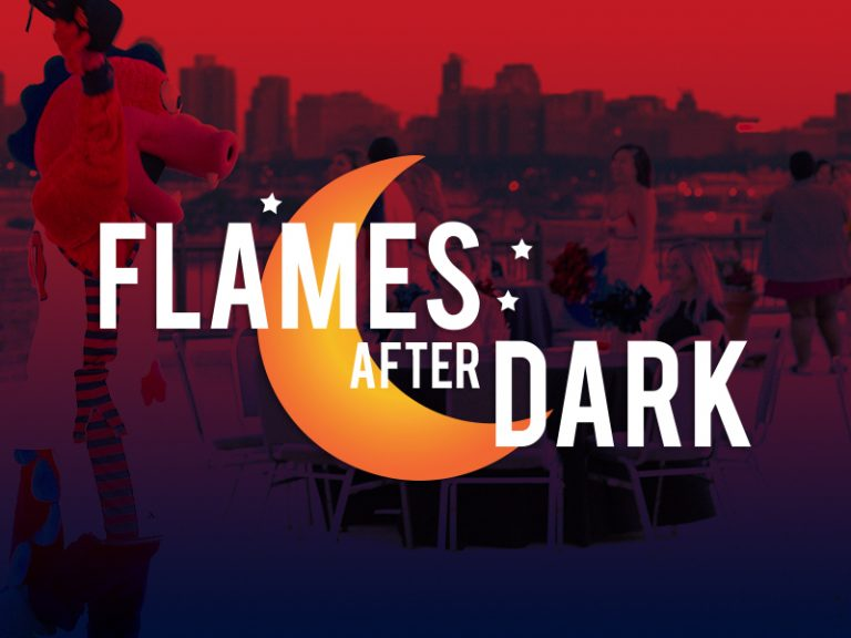 Flames After Dark