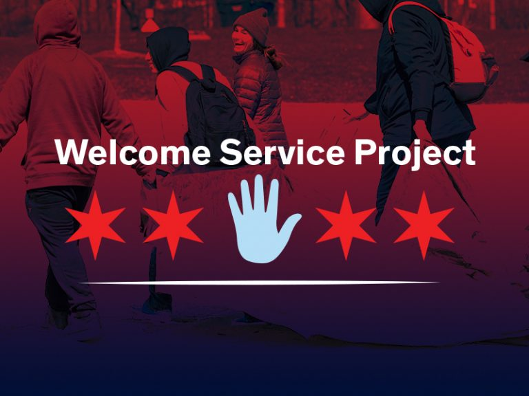 Welcome Service Project